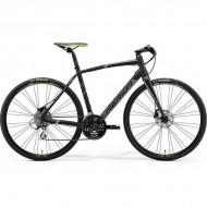 "Bicicleta MERIDA 2019 Speeder 100 28"" negru/galben/gri M/L (54 cm)"