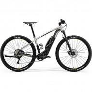 "Bicicleta MERIDA 18 eBIG.NINE 600 29"" titan/negru/verde L (19"")"