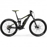 "Bicicleta MERIDA 18 eBIG.TWENTY 500 29"" negru/verde L (19"")"