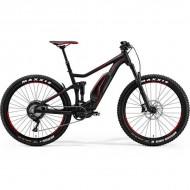 "Bicicleta MERIDA 18 eBIG.TWENTY 800 27.5"" negru/rosu L (19"")"