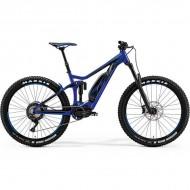 "Bicicleta MERIDA 18 eONE.SIXTY 800 27.5"" albastru/negru L (19"")"