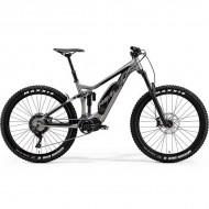 "Bicicleta MERIDA 18 eONE.SIXTY 800 27.5"" titan/negru L (19"")"