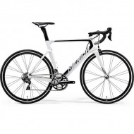 "Bicicleta MERIDA 18 Reacto 5000 28"" alb/negru/gri L (56 cm)"