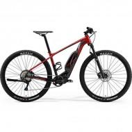 """Bicicleta MERIDA 18 eBIG.NINE 600 29"""" rosu/negru L (19"""")"""