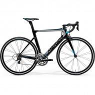 "Bicicleta MERIDA 18 Reacto 4000 28"" negru/argintiu/albastru M/L (54 cm)"