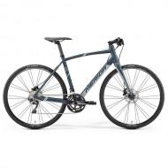 """Bicicleta MERIDA 2019 Speeder 500 28"""" gri/alb M/L (54 cm)"""