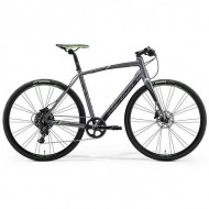 "Bicicleta MERIDA 2019 Speeder 300 28"" antracit/verde/negru S (50 cm)"