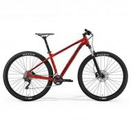 """Bicicleta MERIDA BIG.NINE 300 29"""" rosu/negru S (14.5"""")"""