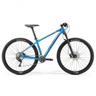 "Bicicleta MERIDA BIG.NINE XT Edition 29"" albastru/argintiu XL (20"")"