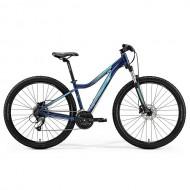 "Bicicleta MERIDA Juliet 7.40 27.5"" albastru L (18.5"")"