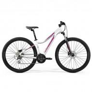 """Bicicleta MERIDA Juliet 7.20-D 27.5"""" alb/roz L (18.5"""")"""