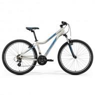 "Bicicleta MERIDA Juliet 6.10-V 26"" argintiu/albastru M (17"")"