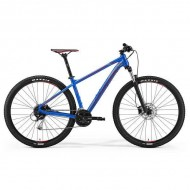 """Bicicleta MERIDA BIG.NINE 100 29"""" albastru/rosu M (17"""")"""