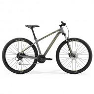 """Bicicleta MERIDA 2019 BIG.NINE 100 29"""" gri/galben XL (20"""")"""