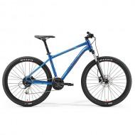 "Bicicleta MERIDA 2019 BIG.SEVEN 100 27.5"" albastru/rosu S (15"")"