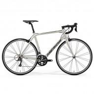 """Bicicleta MERIDA Scultura 200 28"""" titan/negru M/L (54 cm)"""