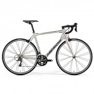 "Bicicleta MERIDA 2019 Scultura 200 28"" titan/negru L (56 cm)"