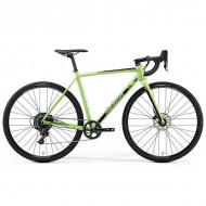 "Bicicleta MERIDA Mission CX 600 28"" verde/negru L (56 cm)"