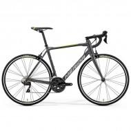 """Bicicleta MERIDA 2019 Scultura 400 28"""" argintiu/verde S/M (52 cm)"""