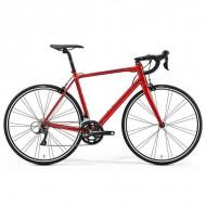 """Bicicleta MERIDA Scultura 200 28"""" rosu/negru M/L (54 cm)"""