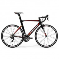 "Bicicleta MERIDA Reacto 400 28"" Bahrain Team Replica negru XL (59 cm)"