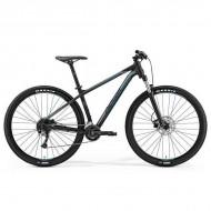 "Bicicleta MERIDA 2019 BIG.NINE 200 29"" negru/argintiu/albastru M (17"")"