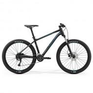 "Bicicleta MERIDA BIG.SEVEN 200 27.5"" negru/argintiu/albastru XS (13.5"")"