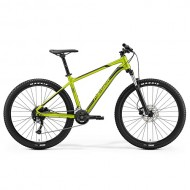 "Bicicleta MERIDA BIG.SEVEN 200 27.5"" olive/negru XS (13.5"")"