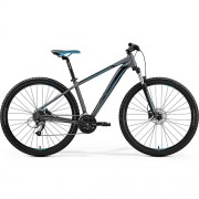 "Bicicleta MERIDA 2019 BIG.NINE 40 29"" argintiu/albastru/negru L (19"")"