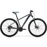 "Bicicleta MERIDA BIG.NINE 40 29"" argintiu/albastru/negru L (19"")"