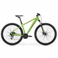 "Bicicleta MERIDA 2019 BIG.NINE 40 29"" verde/negru M (17"")"