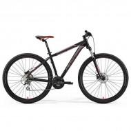 """Bicicleta MERIDA BIG.NINE 20-D 29"""" negru/rosu M (17"""")"""