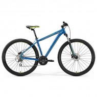 "Bicicleta MERIDA 2019 BIG.NINE 20-D 29"" albastru/verde XL (21"")"
