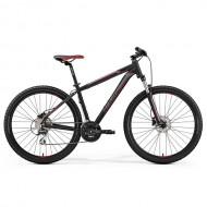 """Bicicleta MERIDA BIG.SEVEN 20-D 27.5"""" negru/rosu/argintiu M (17"""")"""
