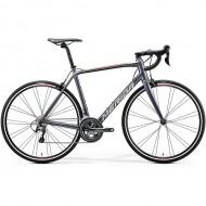 "Bicicleta MERIDA Scultura 300 28"" antracit/rosu 20 L (56 cm)"