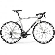 """Bicicleta MERIDA Scultura 200 28"""" titan/negru 20 M/L (54 cm)"""