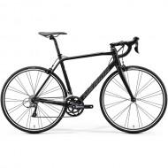 """Bicicleta MERIDA Scultura 100 28"""" negru/gri 20 M/L (54 cm)"""