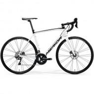 """Bicicleta MERIDA Scultura 5000 Disc 28"""" alb/negru 20 L (56 cm)"""