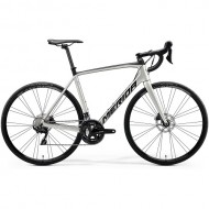 "Bicicleta MERIDA Scultura 4000 Disc 28"" titan/negru 20 XL (59 cm)"