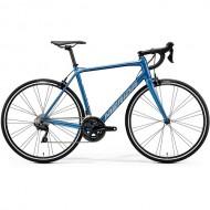 "Bicicleta MERIDA Scultura 400 28"" albastru/argintiu 20 XS (47 cm)"