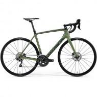 """Bicicleta MERIDA Scultura 6000 Disc 28"""" verde/negru 20 L (56 cm)"""