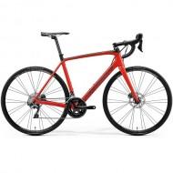 """Bicicleta MERIDA Scultura 5000 Disc 28"""" rosu/negru 20 M/L (54 cm)"""