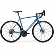 "Bicicleta MERIDA Scultura 400 Disc 28"" albastru/argintiu 20 XL (59 cm)"