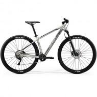 "Bicicleta MERIDA BIG.NINE 500 29"" titan/negru 20 L (18.5"")"