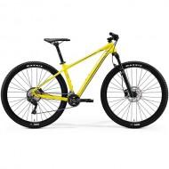 "Bicicleta MERIDA BIG.NINE 500 29"" galben/negru 20 L (18.5"")"