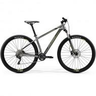 """Bicicleta MERIDA BIG.NINE 300 29"""" antracit/verde/negru 20 L (18.5"""")"""