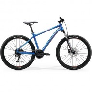 "Bicicleta MERIDA BIG.SEVEN 100 27.5"" albastru/rosu 20 L (19"")"