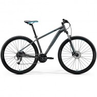 "Bicicleta MERIDA BIG.NINE 40 29"" argintiu/albastru/negru 20 L (18.5"")"
