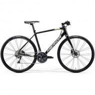 """Bicicleta MERIDA Speeder 900 28"""" negru/argintiu/gold 20 S/M (52 cm)"""