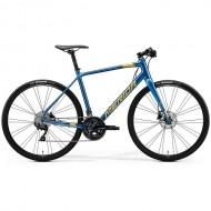 """Bicicleta MERIDA Speeder 400 28"""" albastru/gold 20 S/M (52 cm)"""